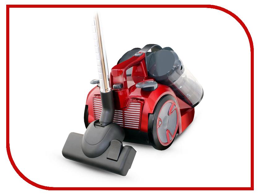 Пылесос Ginzzu VS439 Grey-Red пылесос ginzzu vs403