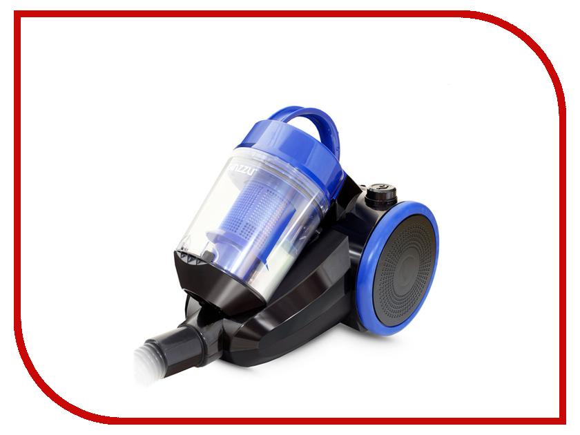 Пылесос Ginzzu VS422 Black-Blue