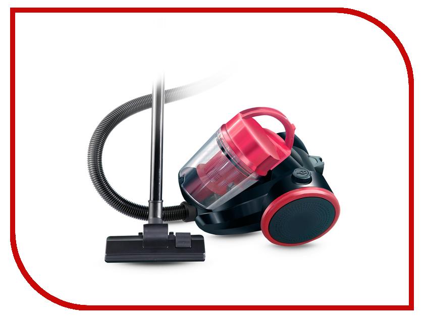 Пылесос Ginzzu VS422 Black-Red