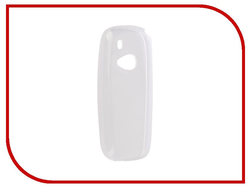 Аксессуар Чехол Nokia 3310 2017 Zibelino Ultra Thin Case White ZUTC-NOK-3310-2017-WHT