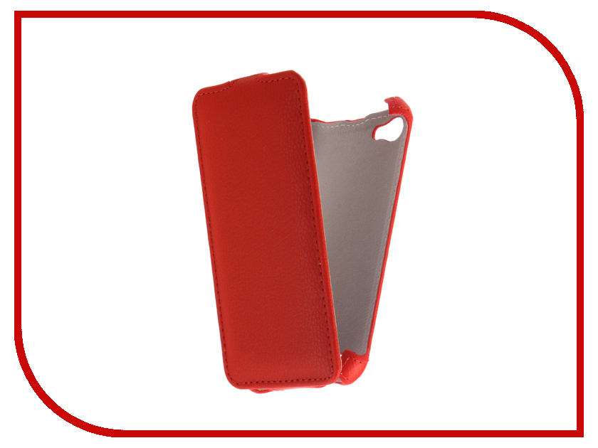 Аксессуар Чехол для Micromax Q3001 Bolt Zibelino Classico Red ZCL-MCR-Q3001-RED ipega i5056 waterproof protective case for iphone 5 5s 5c pink