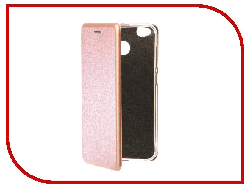 Аксессуар Чехол Xiaomi Redmi 4X Zibelino Book Pink ZB-XIA-RDM-4X-PNK аксессуар чехол xiaomi redmi 4x zibelino classico black zcl xia rdm 4x blk