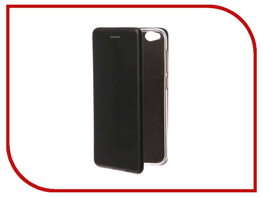 Аксессуар Чехол Xiaomi Redmi 4X Zibelino Book Black ZB-XIA-RDM-4X-BLK аксессуар чехол xiaomi redmi note 4 zibelino classico black zcl xia not4 blk