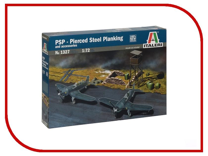 Сборная модель Italeri Асессуары аэродрома 1327