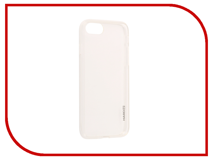 Аксессуар Чехол Hardiz Hybrid Case для APPLE iPhone 8 Clear HRD717101  sambhaji v mane practical hrd