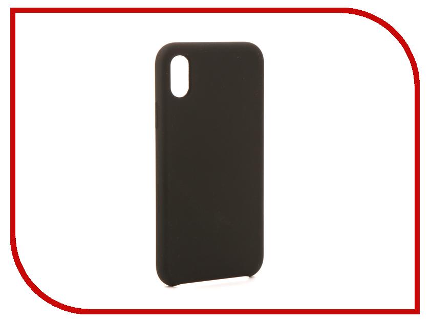 Аксессуар Чехол Hardiz Liquid Silicone Case для APPLE iPhone X Black HRD808100 sambhaji v mane practical hrd