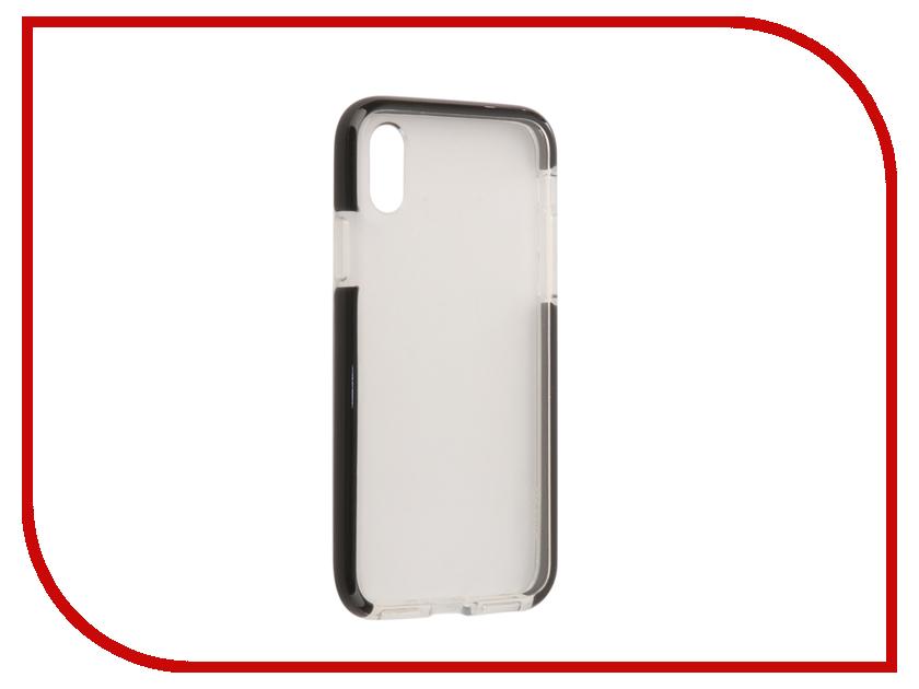 Аксессуар Чехол Hardiz Armor Case для APPLE iPhone X Black HRD804102 чехол armor для mx4 case black