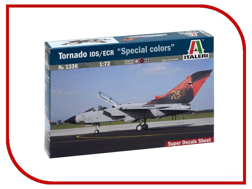 Сборная модель Italeri Самолет Tornado IDS 1336 бюсси м самолет без нее