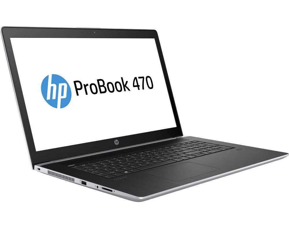 Ноутбук HP ProBook 470 G5 2RR85EA Silver (Intel Core i7-8550U 1.8GHz/8192Mb/1Tb/No ODD/nVidia GeForce 930MX 2048Mb/Wi-Fi/Bluetooth/Cam/17.3/1920x1080/Windows 10 Pro 64-bit)