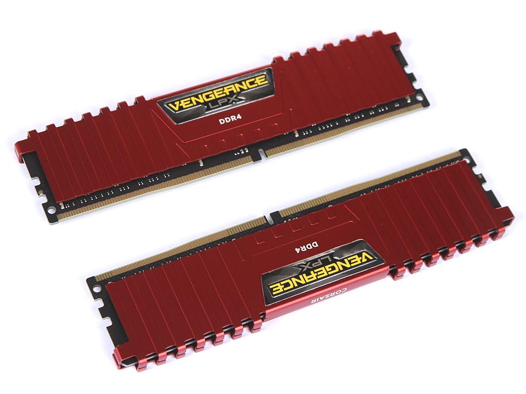 Модуль памяти Corsair CMK16GX4M2A2666C16R