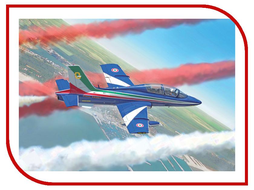 Сборная модель Italeri Самолет MB-339A P.A.N. 2016 Livery 1380 сборная модель italeri самолет stirling mk iv 1350