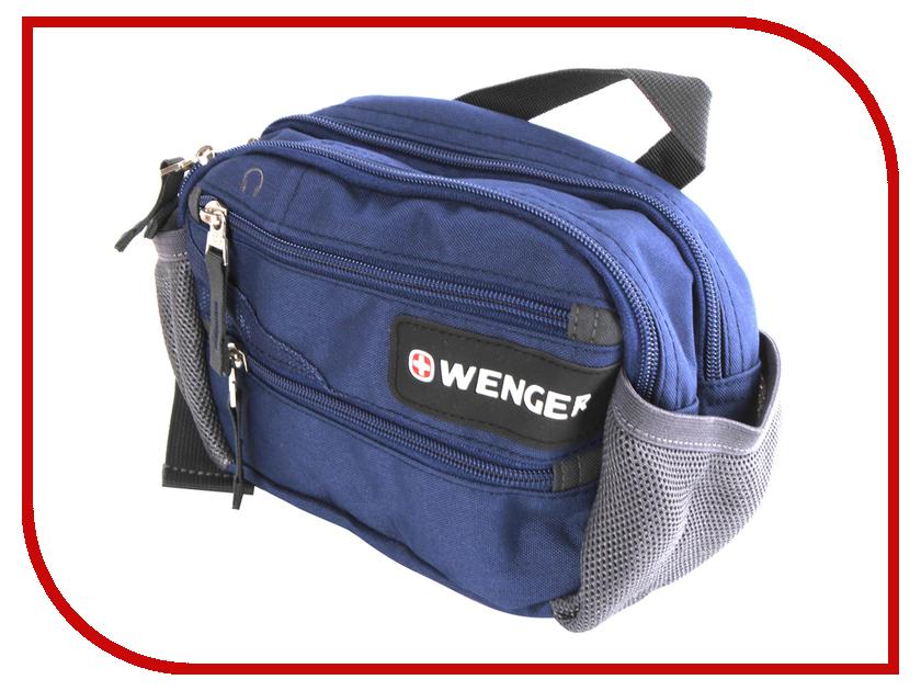 Сумка WENGER 1828343016 Blue