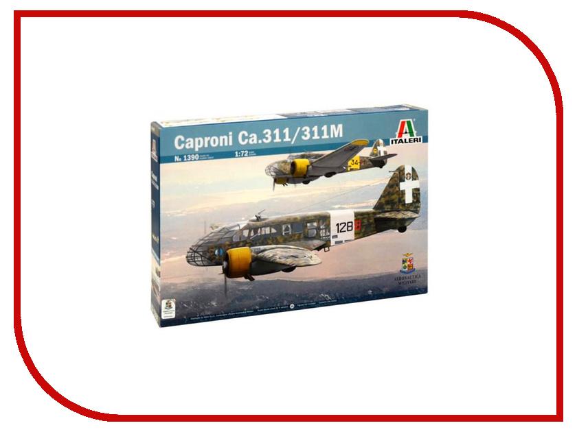 Сборная модель Italeri Самолет NI CA.311/311M IT 1390