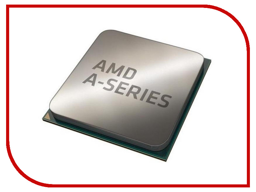 Процессор AMD A8-9600 Bristol Ridge AD9600AGM44AB (3100MHz/AM4) OEM