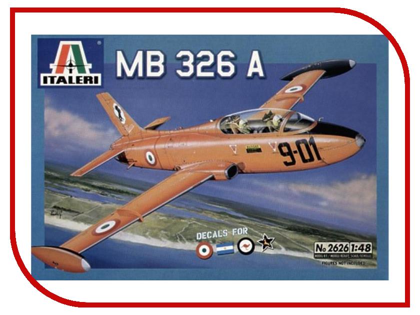 Сборная модель Italeri Самолет MB 326 2626