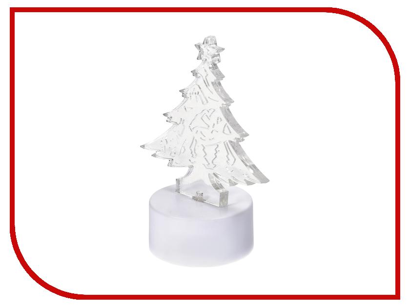 Новогодний сувенир Vegas Елочка LED 55052 свеча светодиодная vegas елочка 6 х 8 см свет зеленый 55052