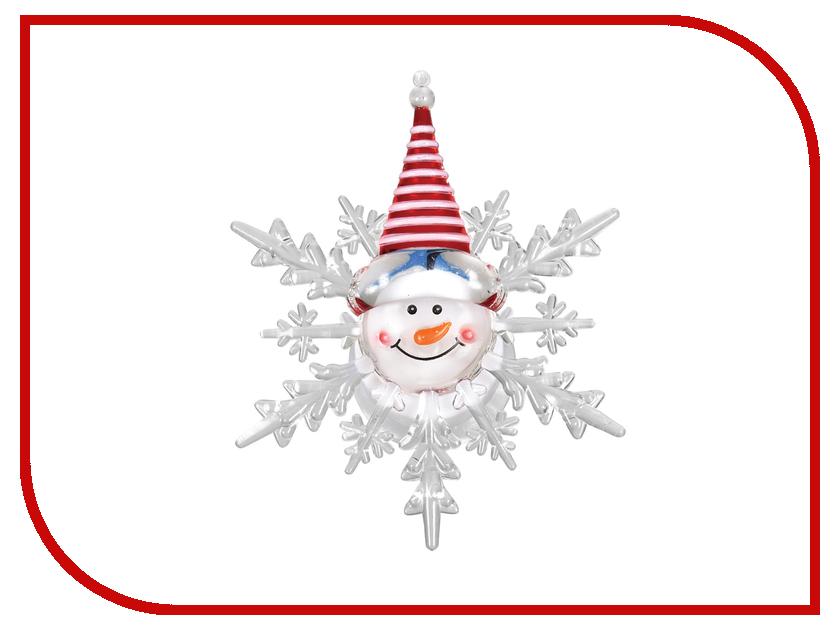 Новогодний сувенир Vegas Снеговик LED 55054 vegas