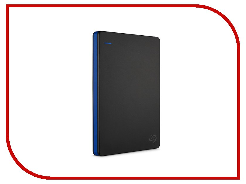 Жесткий диск Seagate Game Drive for PS4 2Tb Black STGD2000400