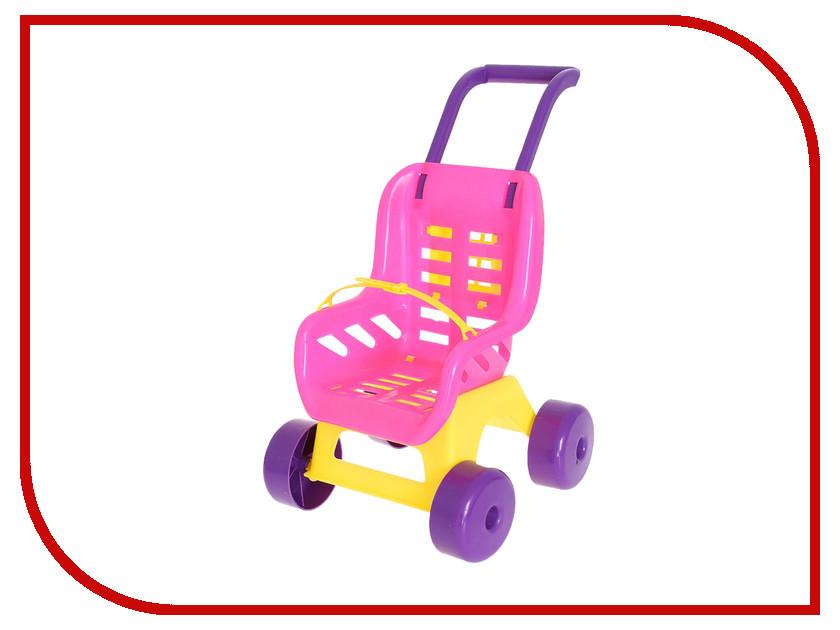 Игра Огонек Коляска для кукол Малыш С-33 аксессуары для кукол огонек мебель малыш