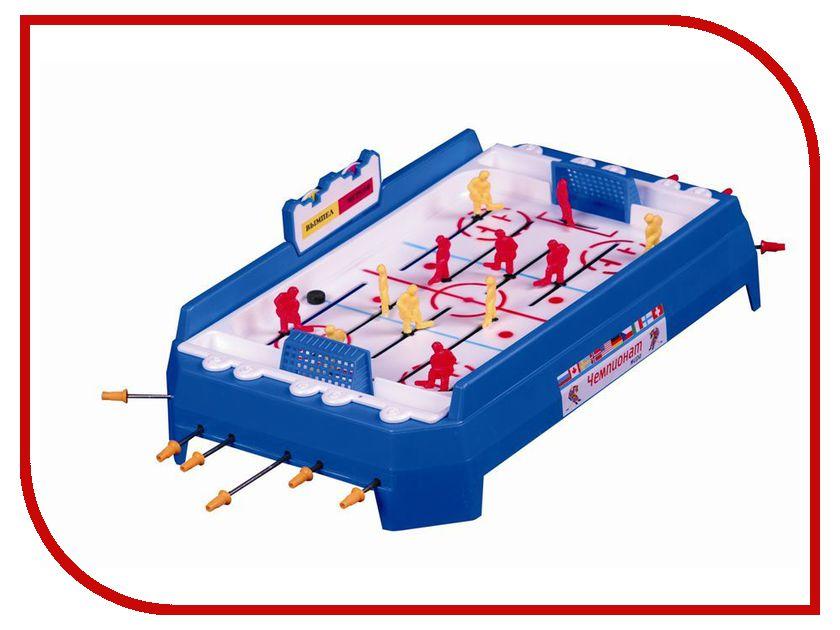 Настольная игра Огонек Хоккей С-200 огонек спальня конфетти