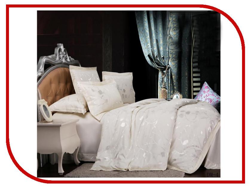 Постельное белье Экзотика DM-4 Комплект Евро Сатин постельное белье экзотика реноме комплект евро сатин