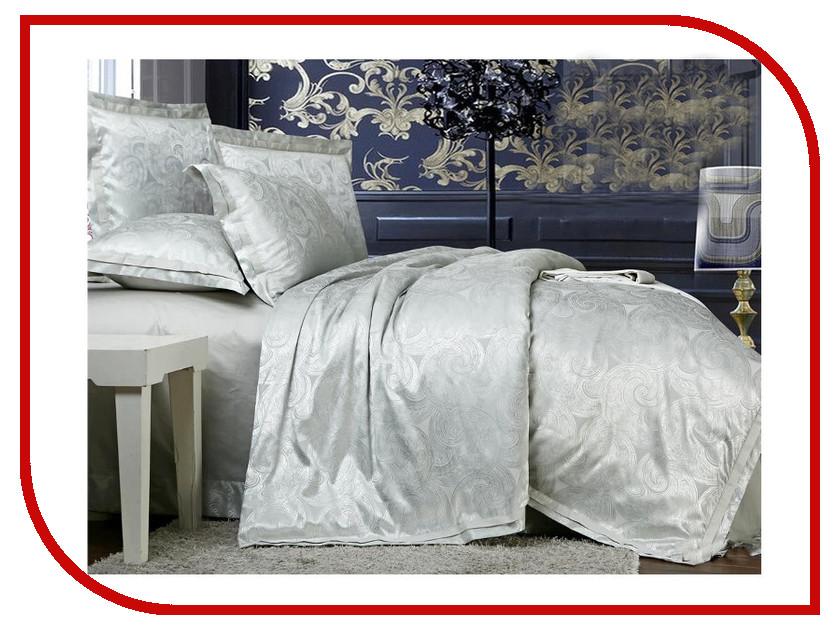Постельное белье Экзотика DM-47 Комплект Евро Сатин Жаккард постельное белье экзотика эгоист комплект евро сатин