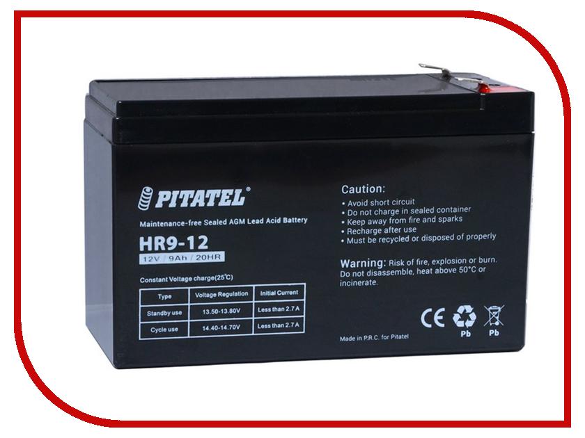 pitatel bt 783hh Аккумулятор для ИБП Pitatel HR9-12 12V 9Ah