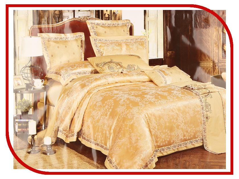 Постельное белье Экзотика PC-241 Комплект Евро Сатин постельное белье экзотика реноме комплект евро сатин