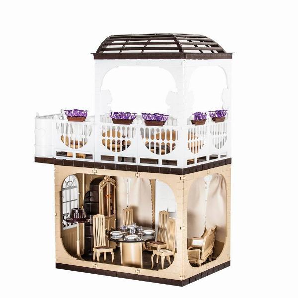 Кукольный домик Огонек С-1293