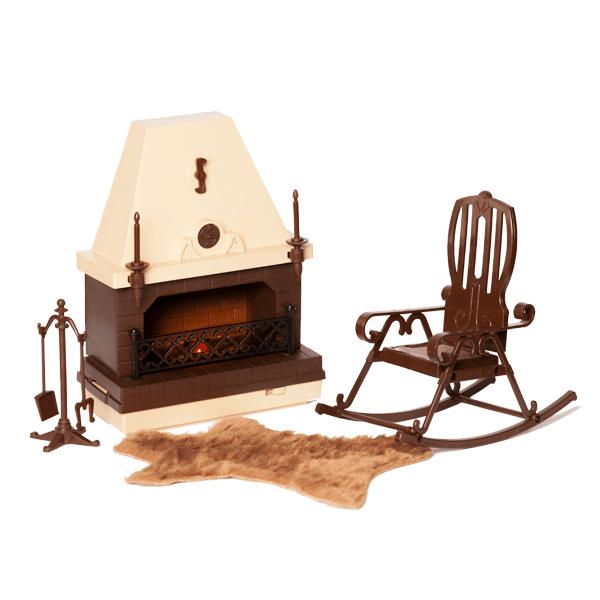 Мебель для кукольного домика Огонек С-1301