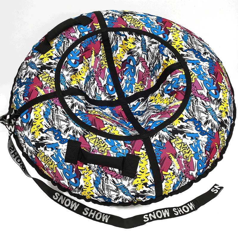 Тюбинг SnowShow Стандарт 120cm Граффити