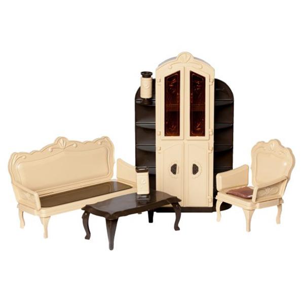 Мебель для кукольного домика Огонек С-1299