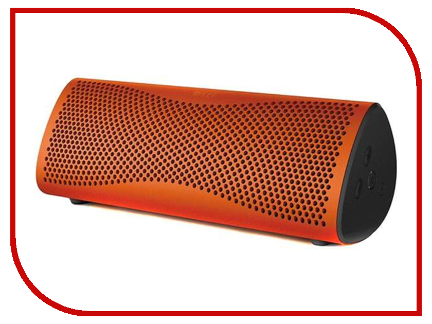 цена Колонка KEF Muo Sunset Orange SP3892ED