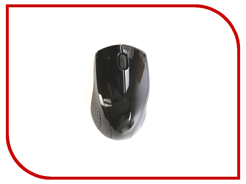 Мышь HP X3000 Wireless Mouse Black H2C22AA мышь беспроводная hp x3900 wireless mouse