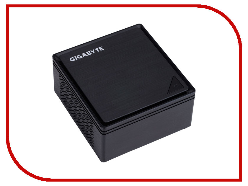 Настольный компьютер GigaByte BRIX GB-BPCE-3350C настольный компьютер gigabyte gb bki5ha 7200
