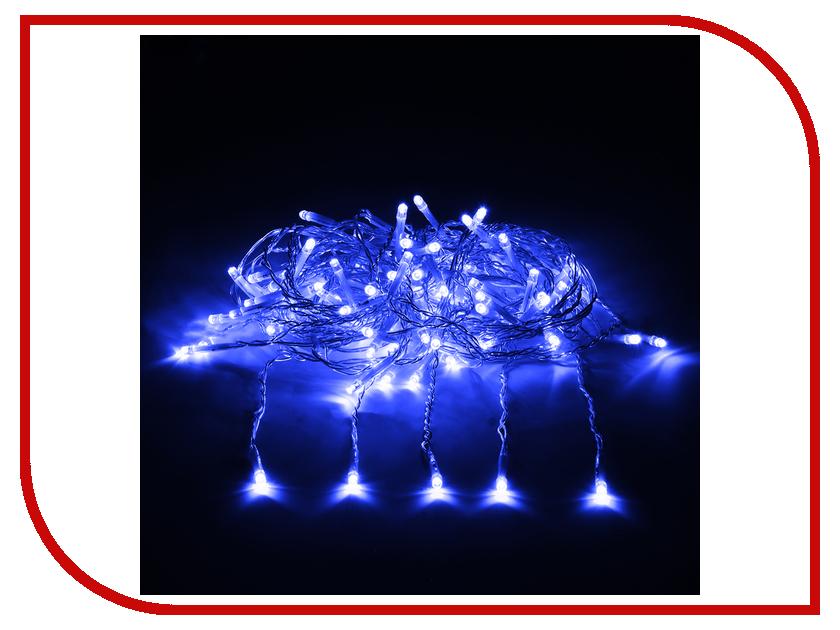 Гирлянда Vegas Занавес 156 светодиодов 1.5x1.5m Blue 55081 гирлянда электрическая vegas занавес с контроллером 156 ламп длина 1 5 м свет синий 55081