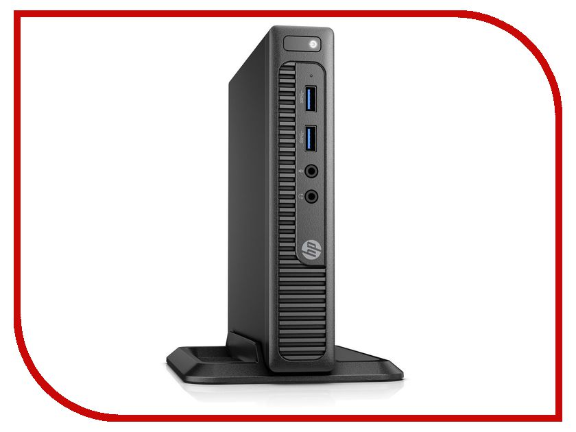 Фото Настольный компьютер HP 260 G2.5 2TP28EA DM (Intel Core i3-6100U 2.3 GHz/4096Mb/128GB SSD/Intel HD Graphics/Wi-Fi/Bluetooth/DOS)