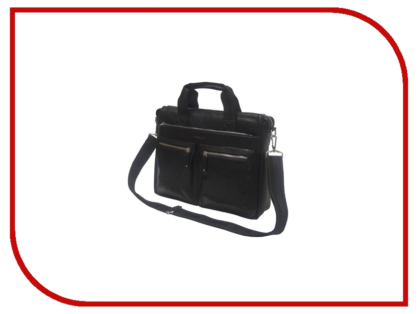 все цены на Аксессуар Сумка 14-inch Cross Case CC14-327 Black онлайн