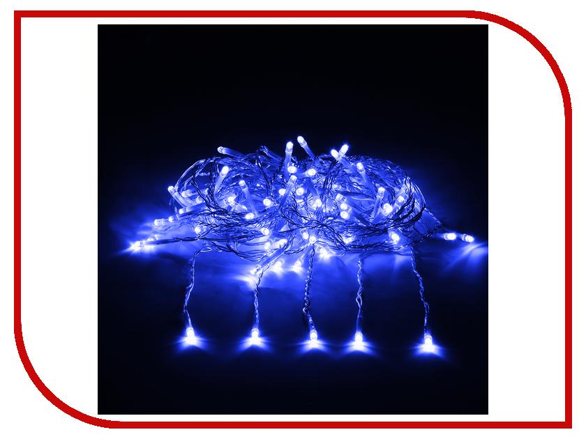 Гирлянда Vegas Занавес 192 светодиодов 1x4m Blue 55026 vegas душевая дверь vegas ep 70 профиль матовый хром стекло зебра