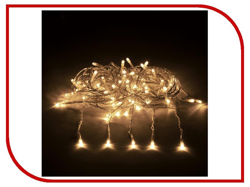 Гирлянда Vegas Занавес 192 теплых светодиода 1x4m 55029 цены онлайн