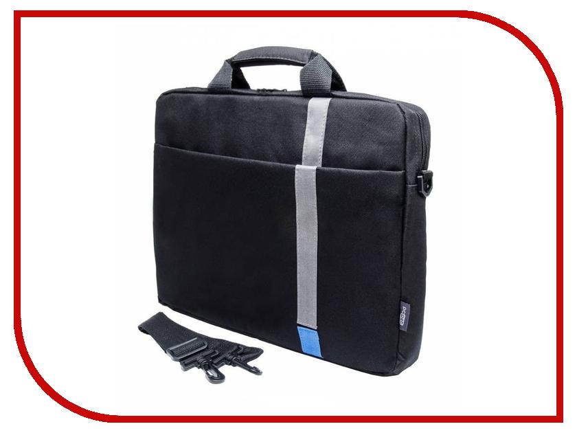 сумки и чехлы PCP-1001  Аксессуар Сумка 15.6 PC PET HQ Classic PCP-1001 Black