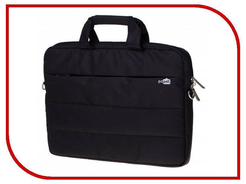 Аксессуар Сумка 15.6 PC PET PCP-15601 Black