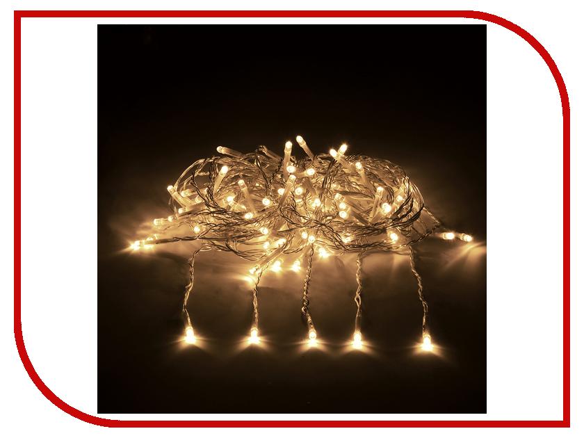 Гирлянда Vegas Занавес 96 теплых светодиодов 1x2m 55018 vegas душевая дверь vegas ep 70 профиль матовый хром стекло зебра