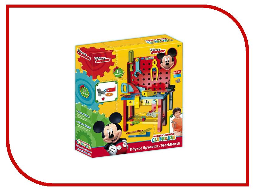 Игра Bildo Мастерская Микки Маус B 8402 bildo игровой набор кухня принцессы