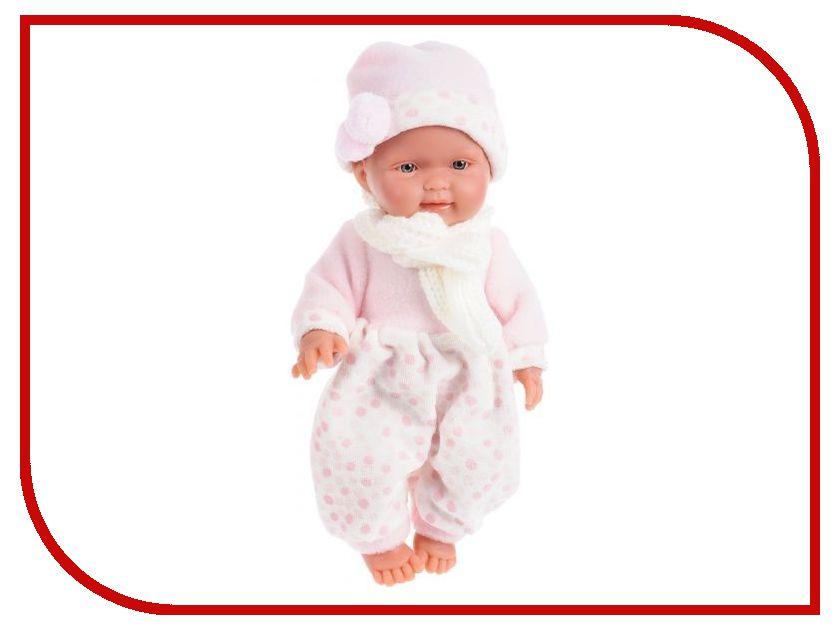 Кукла Llorens Juan Кукла Бэбита Роза L 26256 llorens кукла эдис 38см l 38612