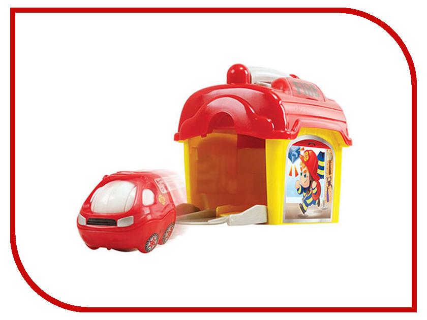 Автотрек PlayGo Пожарная станция Play 2004