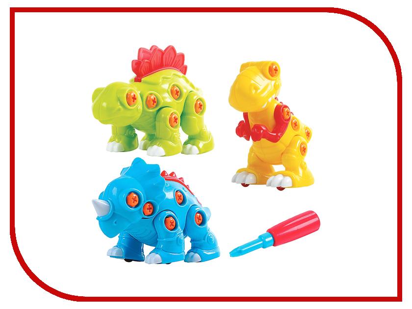 Конструктор PlayGo Собери динозавра Play 2040 canon 2040