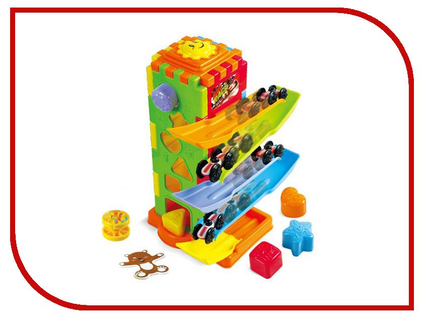 Игрушка PlayGo Развивающая игрушка Башня испытаний Play 2268 сортеры playgo развивающая игрушка башня испытаний 5 в 1