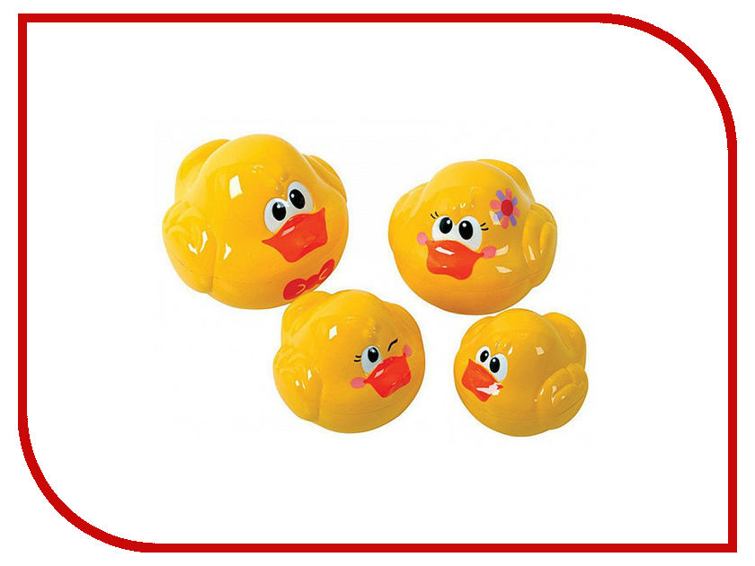 игрушка PlayGo Утята Play 2430 набор для ванной playgo утята 2430