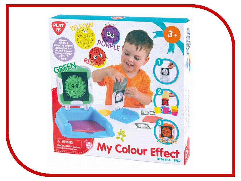 Настольная игра PlayGo Цветовые эффекты Play 2952 ariete 2952